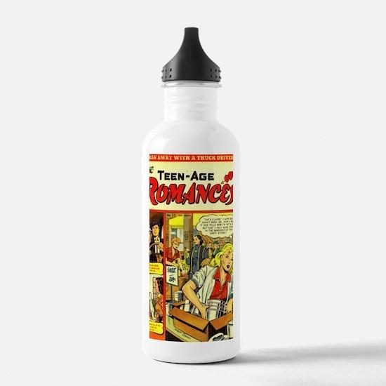 Teen-Age Romances No 2 Water Bottle