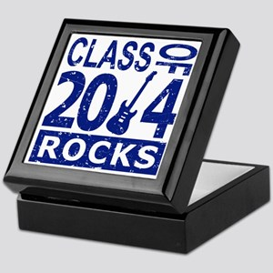 Class Of 2014 Rocks Keepsake Box