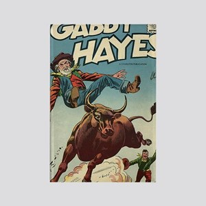Gabby Hayes No 58 Rectangle Magnet