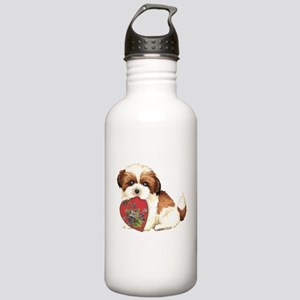 shih tzu mom1K Stainless Water Bottle 1.0L
