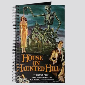 House on Haunted Hill. Journal