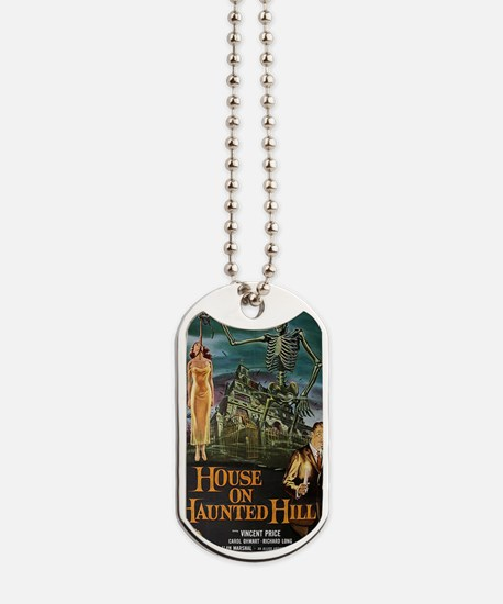 House on Haunted Hill. Dog Tags
