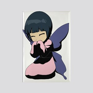 Japanese fairy Rectangle Magnet