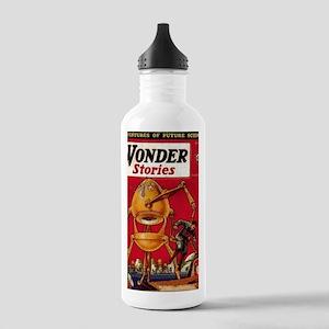 Wonder Stories Vol 3 N Stainless Water Bottle 1.0L