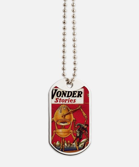 Wonder Stories Vol 3 No 5 Dog Tags