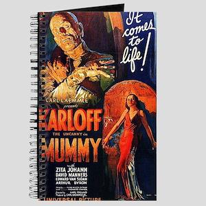 Mummy 1932 Journal