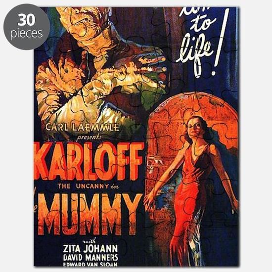 Mummy 1932 Puzzle