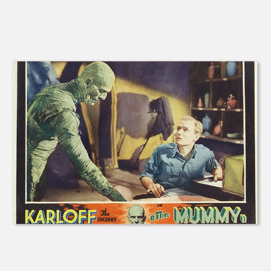 Mummy1932 Postcards (Package of 8)