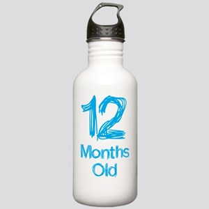 12 Months Old Baby Mil Stainless Water Bottle 1.0L