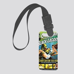Creature from the Black Lagoon P Small Luggage Tag