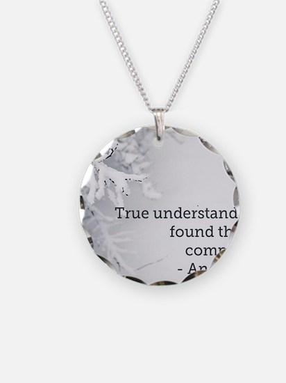 Understand ME Necklace
