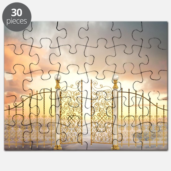 Pearly Gates - wide Puzzle