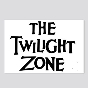 Twilight Zone Logo Postcards (Package of 8)