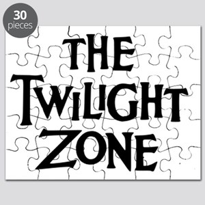 Twilight Zone Logo Puzzle