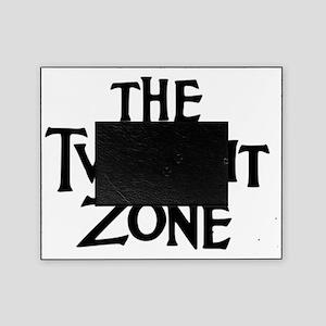Twilight Zone Logo Picture Frame