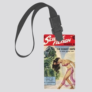 Avon Science Fiction Reader No 3 Large Luggage Tag