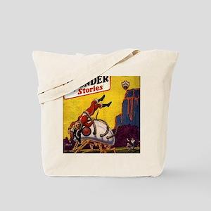Wonder Stories No 10 Tote Bag