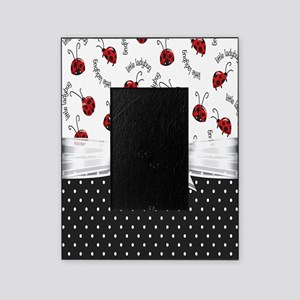 Little Ladybugs Picture Frame