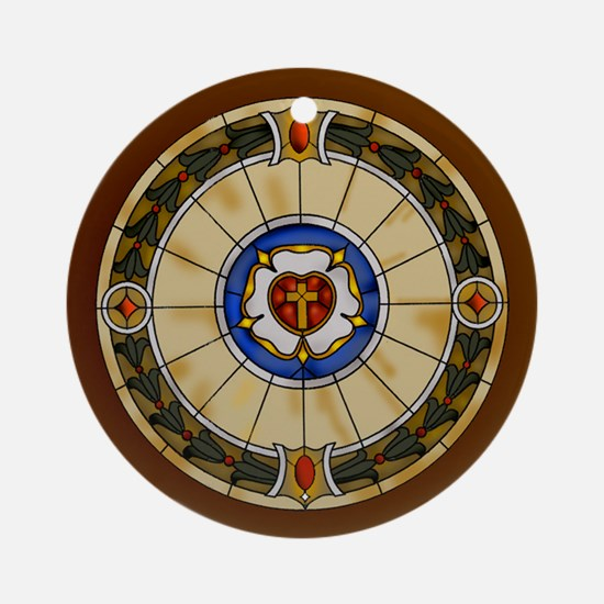 luther rose window round ornamentc.png Round Ornam