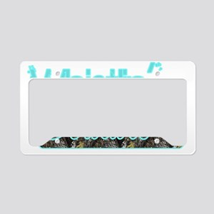 Whistlin Dixie Couture Southe License Plate Holder