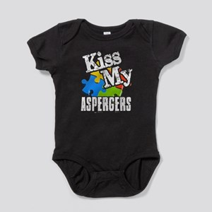 Kiss my Aspergers shirt Body Suit