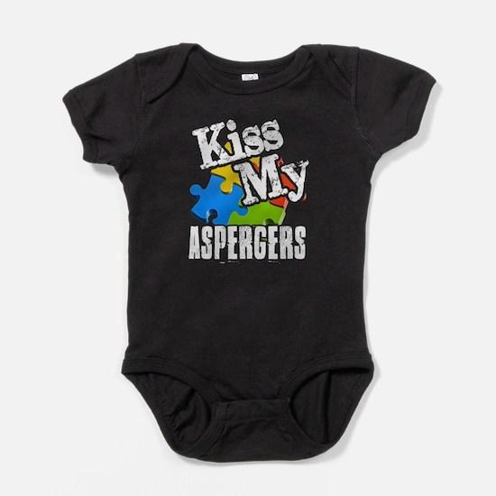 Kiss my Aspergers shirt Body Suit