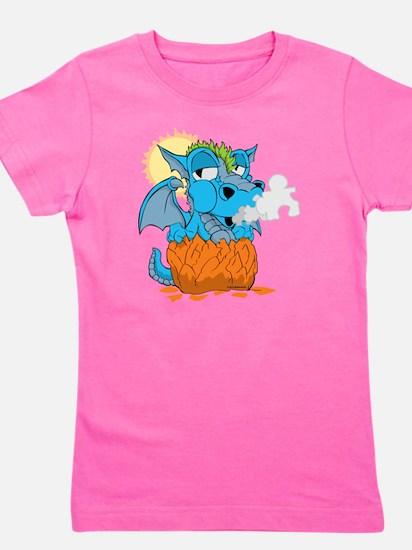 Autism Baby Dragon Girl's Tee
