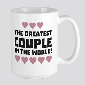 Greatest Couple Love Cg5qi Mugs