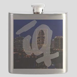 IQ Skyline Flask