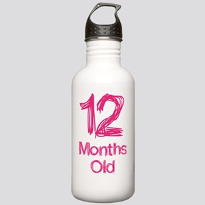 12 Month Old Baby Mile Stainless Water Bottle 1.0L