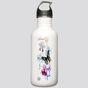 Yoga-W BG OM Namaste G Stainless Water Bottle 1.0L