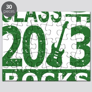 Class Of 2013 Rocks Puzzle