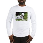 ...Dalmatian 02... Long Sleeve T-Shirt