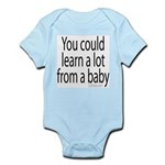 You Could Learn a Lot From A Infant Bodysuit