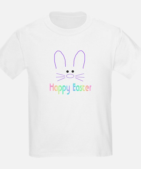 purple easter bunny T-Shirt