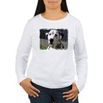 ...Dalmatian 03... Women's Long Sleeve T-Shirt