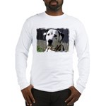 ...Dalmatian 03... Long Sleeve T-Shirt