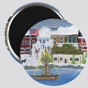 Christmas in Annapolis Magnet