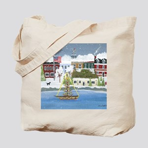Christmas in Annapolis Tote Bag