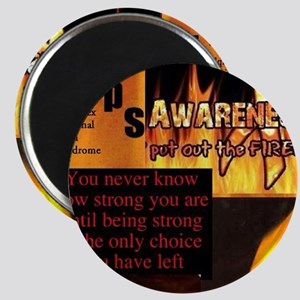 CRPS Awareness Syndrome Magnet