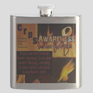 CRPS Awareness Syndrome Flask