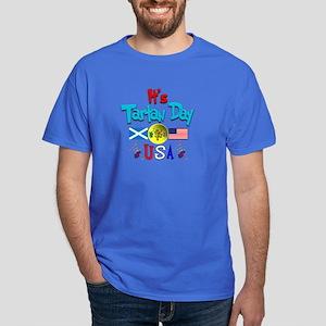 It's Tartan Day.(2):-) Dark T-Shirt
