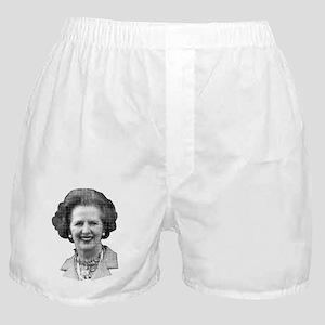 Margaret Thatcher Boxer Shorts