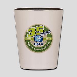DATV 35th Anniversary Shot Glass