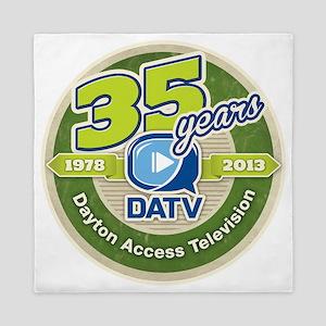DATV 35th Anniversary Queen Duvet