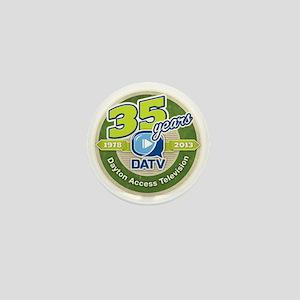 DATV 35th Anniversary Mini Button