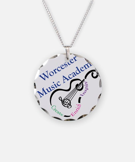 Worcester Music Academy Necklace