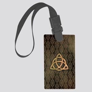 Triquetra - Incredible 2 Large Luggage Tag