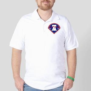 Hebrew Phillies Golf Shirt