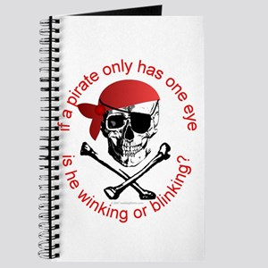 Pirate Humor Journal